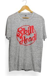 Camiseta Skill Head Circle - Masculino