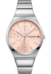 13857b20b4c ... Relógio Lacoste Feminino Aço - 2001038