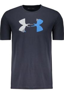 Camiseta Under Armour Glitch Logo