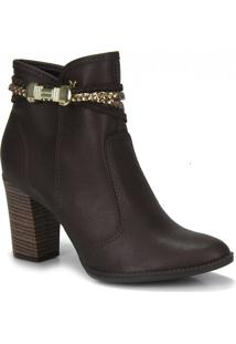 Ankle Boots Salto Grosso Mississipi