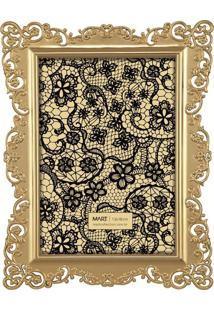 Porta Retrato Mart Moira 5502 13X18 Dourado
