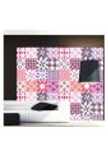 Adesivo De Azulejo Geometric Colors 20X20Cm