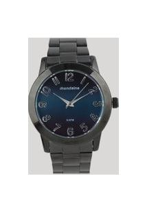 Relógio Analógico Mondaine Feminino - 76514Lpmvpe5 Preto