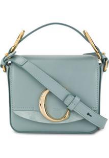 Chloé Mini Chloé C Bag - Azul