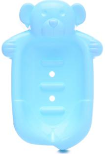 Saboneteira Azul-Bebê Tutti Baby