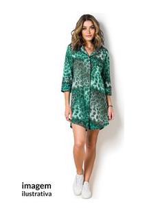 Camisola Adulto Verde Onça - Veggi - P