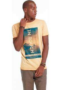 Camiseta Mm Docthos Desert - Masculino-Bege Escuro