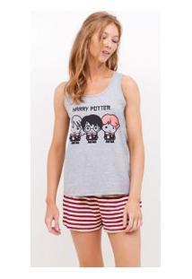 Pijama Short Doll Harry Potter