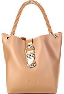 489932d5b ... Bolsa Petite Jolie Shopper City Bag - Feminino-Caramelo