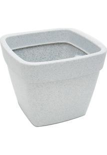 Vaso De Plástico Romano-S Marmore - Tramontina
