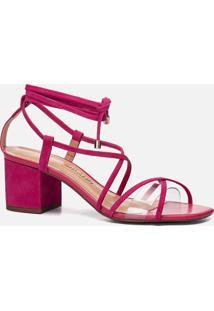 Sandália Feminino Milano Pink 11171