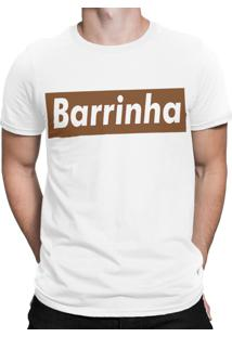 Camiseta Artseries Praia Da Barra Barrinha Santa Catarina Branco
