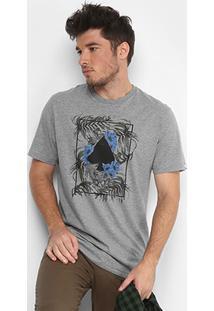 Camiseta Mcd Tropical Bones Masculina - Masculino