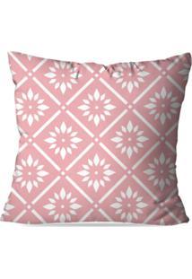 Capa De Almofada Love Decor Elementos Multicolorido Rosa