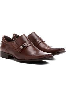 Sapato Social Mariner Fivela Masculino - Masculino