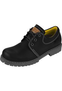 Sapato Beeton Walker402T Preto