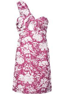 Alexis Vestido Estampado Floral 'Livie' - Rosa
