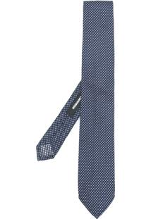 Dsquared2 Gravata De Seda - Azul