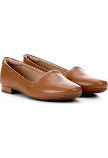 Sapatilha Modare Slipper - Feminino-Caramelo