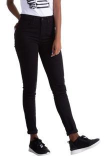 Calça Jeans Levis 721 High Rise Skinny - 31X32