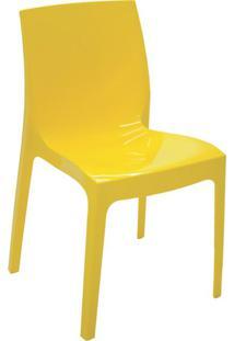 Cadeira Alice Amarela
