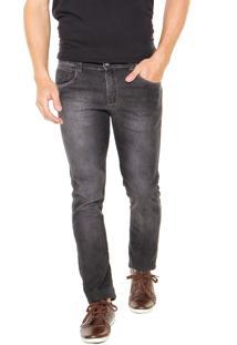 Calça Jeans Mr Kitsch 9131 Preta