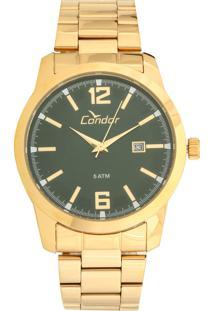 Relógio Condor Co2115Ux/4V Dourado - Kanui