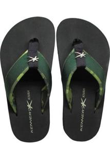 Chinelo Kenner Kivah Force Masculino - Masculino