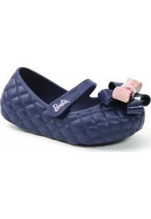 Sapatilha Barbie Grendene - Feminino-Azul