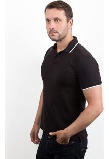 Camisa Polo 4You Preta