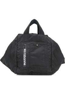 Paco Rabanne Bodyline Weekender Bag - Preto