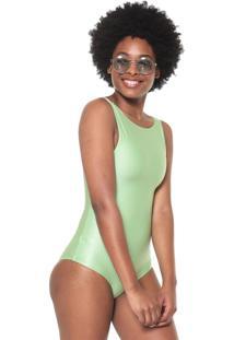 Body Cia.Maritima Metalizado Verde