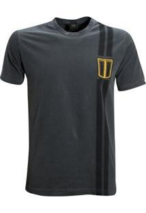 Camisa Liga Retrôpremium Camaro Listras Verticais - Masculino