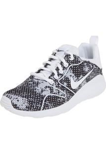 Tênis Nike Sportswear Wmns Kaishi 2.0 Print Branco/Preto