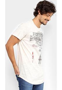 Camiseta Coca-Cola Flame Happiness Masculina - Masculino