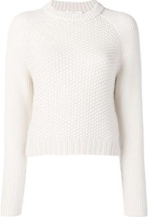 Chloé Knitted Jumper - Branco