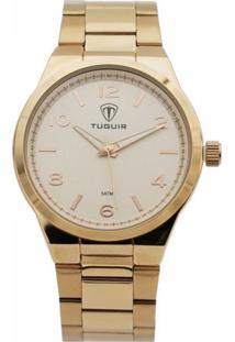 Relógio Tuguir Analógico 5440G - Rose - Tricae