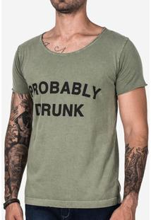 Camiseta Probably Drunk 102756