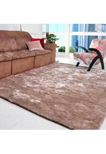 Tapete Silk Shaggy Fendi 1,40M X 2,00M