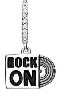 Pingentes Jolie Em Prata Com Zirconia - Jolie Rock In Rio