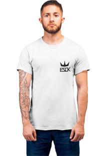 Camiseta Ezok King Branco