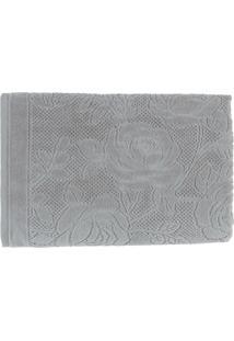 Toalha De Banho Charlote 66X140 - Karsten - Cinza Steel