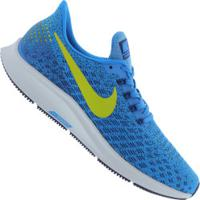 Tênis Nike Air Zoom Pegasus 35 - Masculino - Azul 68a12482e0138