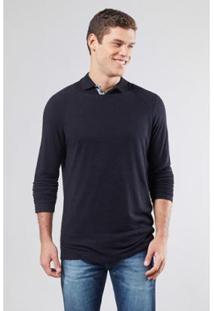 Camiseta Ml Brava Reserva Masculina - Masculino