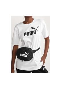 Pochete Puma Phase Waist Bag Preta