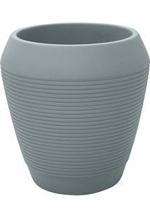 Vaso De Plástico Egípcio-M Cimento - Tramontina
