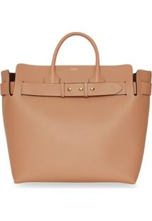 Burberry Bolsa The Large - Marrom