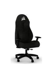 Cadeira Gamer Corsair Tc60 Fabric, Até 124Kg, Braço 3D, Preto - Cf-9010041-Ww