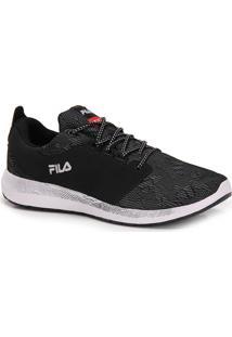 Tênis Training Masculino Fila Fxt Full Flownet Se - Preto
