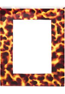 Porta Retrato Vidro - Animal Print